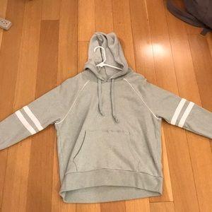 AE blueish/grey soft hoodie